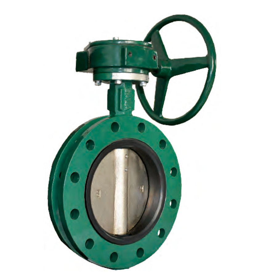 U-Type Butterfly Valves