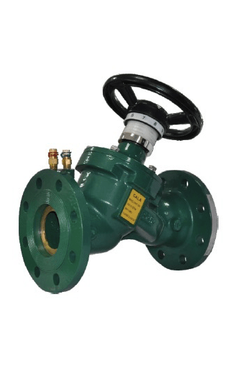 Fixed Orifice Double Regulating Valve