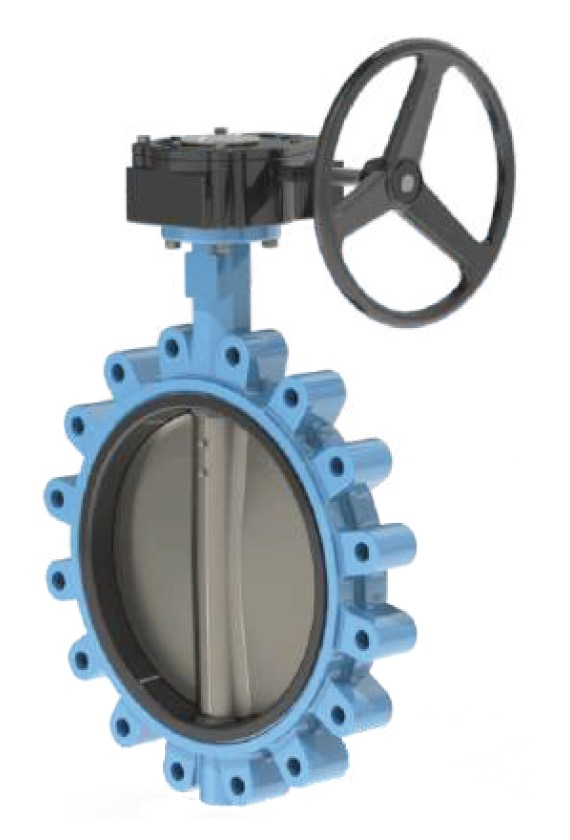 Concentric Lugged Butterfly Valve